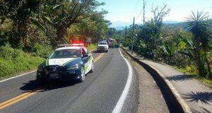 SSP acompaña a peregrinos en carreteras estatales