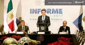 """Presidente del TSJ se queja en informe de tener """"limitado"""" presupuesto"""