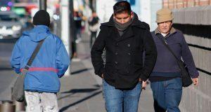 Alerta en 7 estados por nevadas y en país por bajas temperaturas