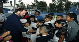 Centros Municipales de la Juventud ayudan a formación de menores