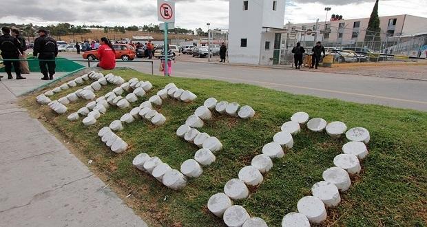 Cereso de Puebla, con autogobiernos de internos, extorsiones y sobornos: CNDH