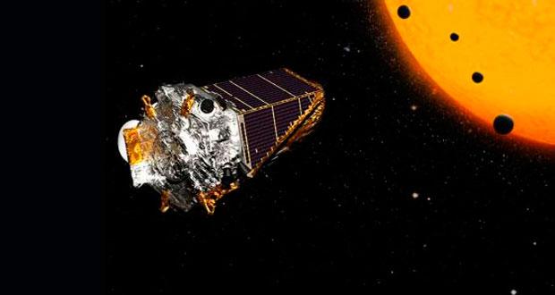 Google y Nasa hallan octavo planeta en sistema extrasolar