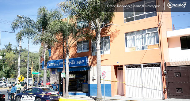 En Prados, ejecutan a secretario del delegado de Conagua en Puebla.