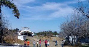 Polvorín de regidor de Xiutetelco explota