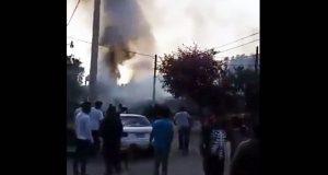 Nuevo polvorín explota en Tultepec, Edomex