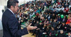 Ssptm propone acciones y consejos de seguridad a universitarios
