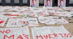 Ejecutan al presunto asesino de Miroslava Breach en Sonora