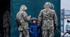 Las minas en Ucrania ponen en riesgo a 220 mil niños: Unicef
