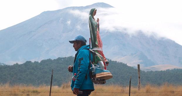 Dan recomendaciones a peregrinos que van a Basílica de Guadalupe