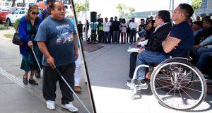 En México, 7.1 millones viven con discapacidad