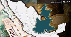 En 2018, Puebla con 6º mayor presupuesto en Ramo 33