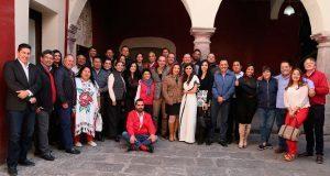 Chidiac pide unidad a líderes priistas de Puebla capital para 2018