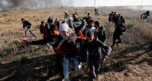 Protestas por estatus de Jerusalén dejan 1 muerto y 80 heridos