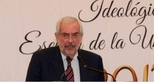 Rector de la UNAM criticó de insuficiente aumento presupuestal