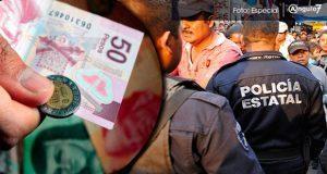 SSP incumple con aumento salarial, sólo dio bonos, acusan policías
