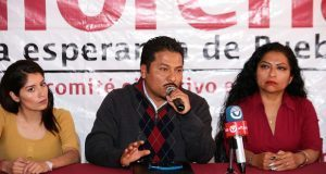 Conservadores en Morena forman comisión para vigilar a Barbosa y Armenta