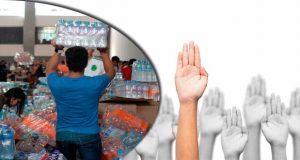 En 7 años, aumentan 54.2% trabajadores voluntarios en el país