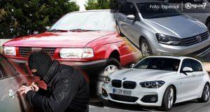 Tsuru, Vento y BMW, autos que más se robaron durante 2017 en Puebla: AMIS