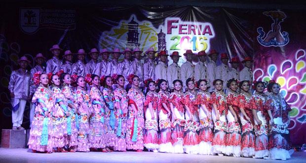 Forman grupo de ballet en Chietla