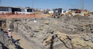 Inician construcción de bachillerato comunitario en El Triunfo