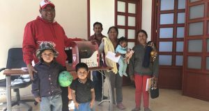 Exigen construcción de hospital en Santa Inés Ahuatempan