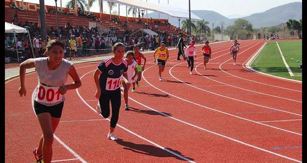 Ultiman detalles para Espartaqueada Deportiva en Tecomatlán