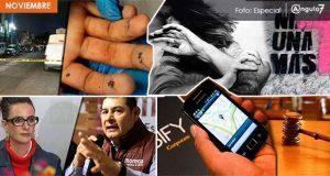 En noviembre, se registraron 87 feminicidios y Cabify regresó a Puebla