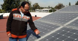 BUAP trabaja en la biomasa, nueva fuente de energía: investigador