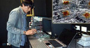 Instituto de Física BUAP hará celdas solares con material híbrido
