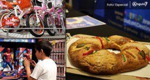 Día de Reyes elevará en 30% ventas y dejará derrama de 350 mdp: Canacope