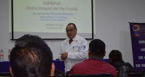 Dan capacitación a personal médico de Ceresos de Puebla