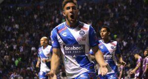 Puebla vence 2-0 a Veracruz y lo deja al fondo de la porcentual