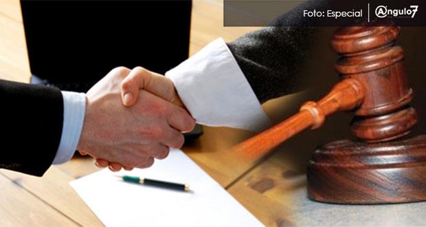 Acuerdos reparatorios suben 23%; FGE recupera más de 100 mdp