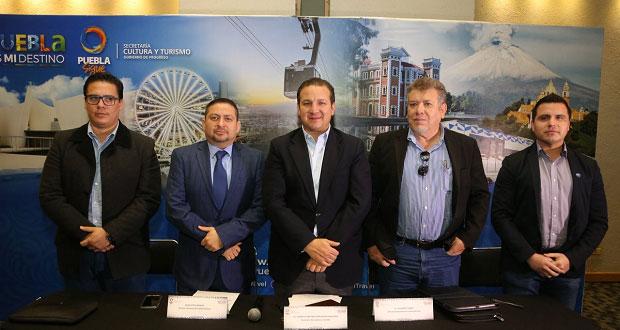 Aeropuerto de Puebla tendrá viajes a Guadalajara, Chiapas y Cancún