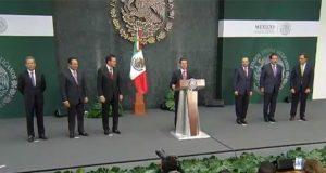 Además de Osorio, estos son los cambios en el gabinete de EPN