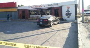 Grupo armado asesina a uno y hiere a policía en San Martín Texmelucan
