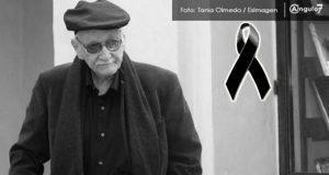 A los 85 años, muere el cronista de Puebla, Pedro Ángel Palou Pérez