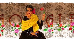 Google celebra con doodle natalicio de Katy Jurado, actriz mexicana