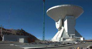 Tras 20 años, concluye construcción de Telescopio Milimétrico en Puebla
