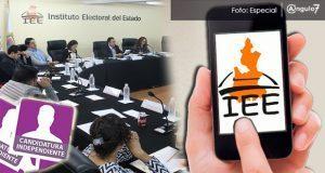 """IEE cede y quita """"candados"""" a independientes, pero deja porcentaje de firmas"""