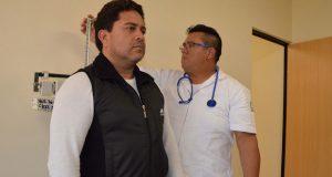 En Puebla, IMSS detecta 2 mil 500 nuevos casos de diabetes al año