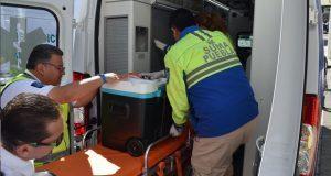 IMSS hace 1ª donación multiorgánica de 2018 en hospital San José