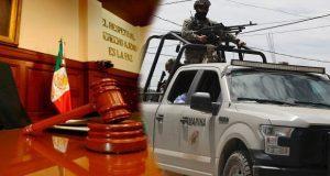 Diputados federales impugnan 28 artículos de Ley de Seguridad