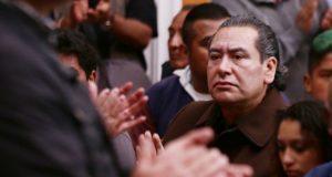 Soto afirma que llegará al Senado si el PRI le da la candidatura