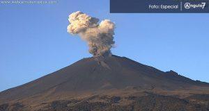 Se registró además que produjo un sismo de 2.1 de magnitud. Foto: Especial