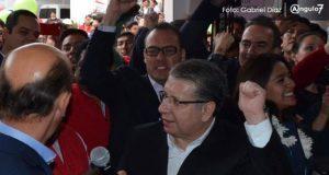 Enrique Doger y Deloya aseguran que la elección en Puebla no está pactada