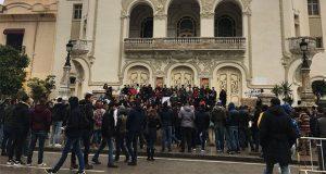 Protestas en Túnez ¿revive la Primavera Árabe?