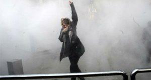 Protestas en Irán suman 21 muertos y más de 450 detenidos