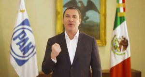 Sin mostrar apoyo a Anaya, RMV desiste de buscar candidatura presidencial