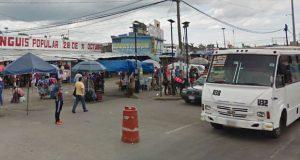 Provisionalmente, 7 rutas pasarán en la parte trasera del Hidalgo